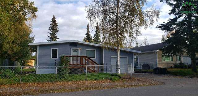 2010 Carr Avenue, Fairbanks, AK 99701 (MLS #145506) :: Powered By Lymburner Realty