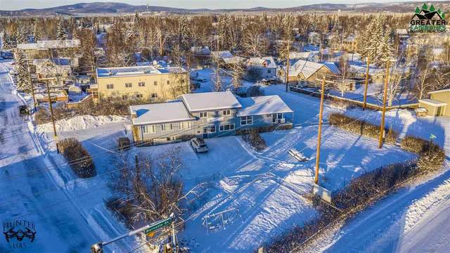 912 Barnette Street, Fairbanks, AK 99701 (MLS #145534) :: RE/MAX Associates of Fairbanks