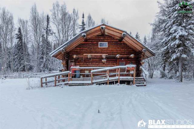 233 Wilderness Drive, Fairbanks, AK 99712 (MLS #145540) :: RE/MAX Associates of Fairbanks