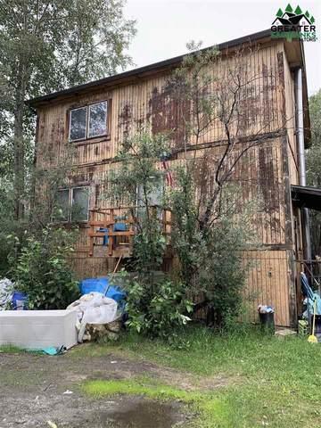1018 26TH AVENUE, Fairbanks, AK 99701 (MLS #145543) :: Powered By Lymburner Realty