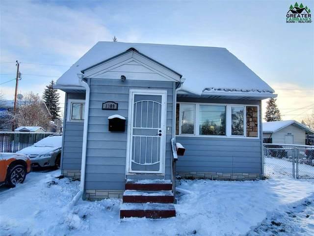 1309 Denali Way, Fairbanks, AK 99701 (MLS #145555) :: Powered By Lymburner Realty
