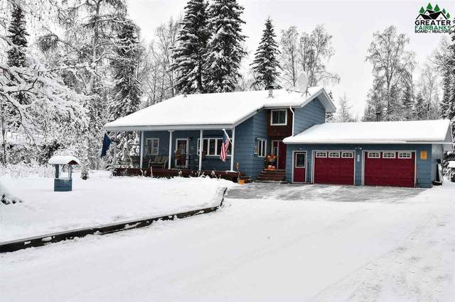 2633 Diamond Street, North Pole, AK 99705 (MLS #145557) :: Powered By Lymburner Realty