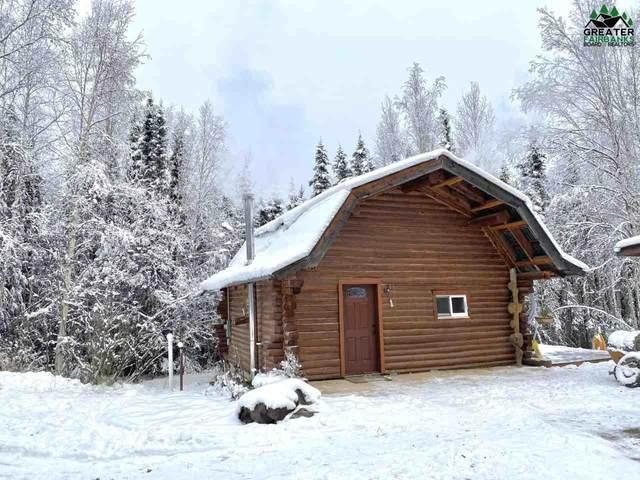 1520 Goldridge Drive, Fairbanks, AK 99709 (MLS #145560) :: RE/MAX Associates of Fairbanks