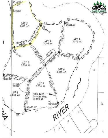 Lot 3 Chena River Access, North Pole, AK 99705 (MLS #145617) :: Powered By Lymburner Realty