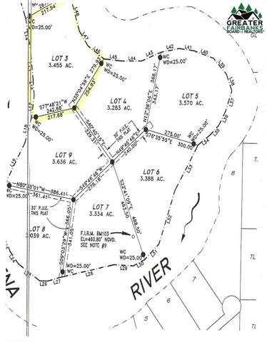 Lot 3 Chena River Access, North Pole, AK 99705 (MLS #145617) :: RE/MAX Associates of Fairbanks