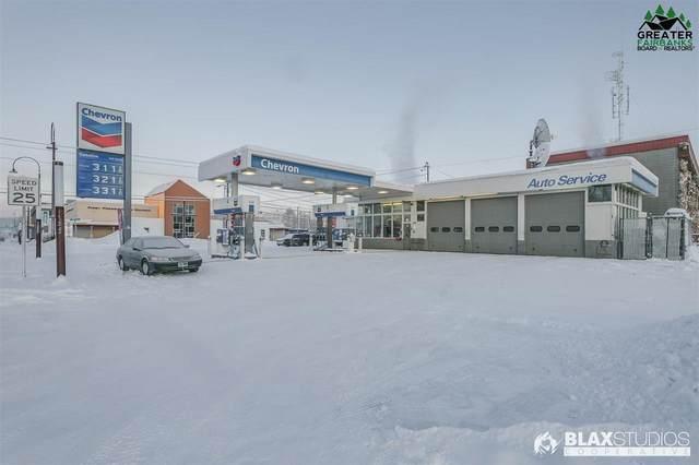 809 Cushman Street, Fairbanks, AK 99701 (MLS #145619) :: RE/MAX Associates of Fairbanks