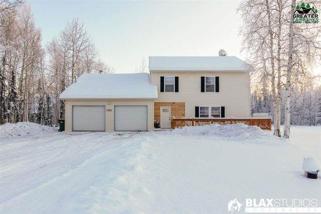 2180 Armorica Drive, North Pole, AK 99705 (MLS #145654) :: RE/MAX Associates of Fairbanks