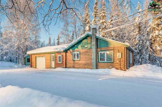 3325 19TH AVENUE, Fairbanks, AK 99709 (MLS #145658) :: Powered By Lymburner Realty