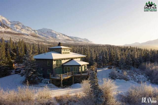 MP 227.4 Richardson Highway, Delta Junction, AK 99737 (MLS #145669) :: RE/MAX Associates of Fairbanks