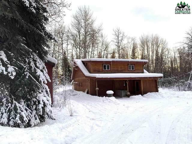 1326 Polar Drive, Fairbanks, AK 99712 (MLS #145675) :: Powered By Lymburner Realty