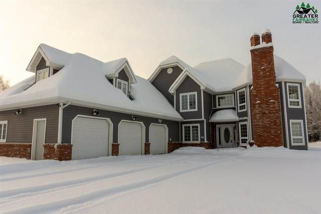 345 Paystreak Drive, Fairbanks, AK 99712 (MLS #145684) :: RE/MAX Associates of Fairbanks