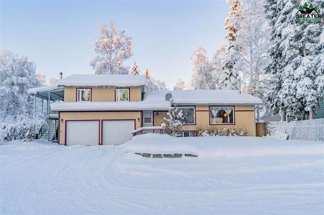 4042 Teal Avenue, Fairbanks, AK 99709 (MLS #145715) :: RE/MAX Associates of Fairbanks