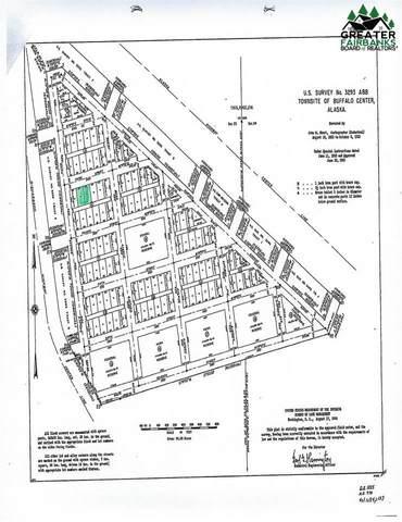 L1 B7 4TH STREET, Delta Junction, AK 99737 (MLS #145818) :: Powered By Lymburner Realty