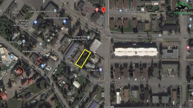 612 Second Street, Fairbanks, AK 99701 (MLS #145826) :: RE/MAX Associates of Fairbanks