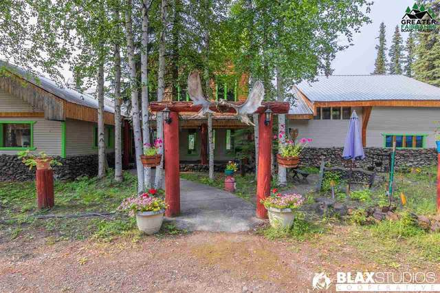 2585 Miller Lane, North Pole, AK 99705 (MLS #145869) :: Powered By Lymburner Realty