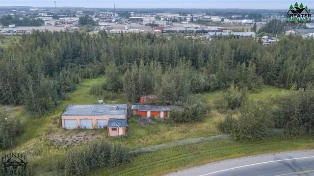 NHN Old Richardson Highway, Fairbanks, AK 99701 (MLS #145883) :: RE/MAX Associates of Fairbanks
