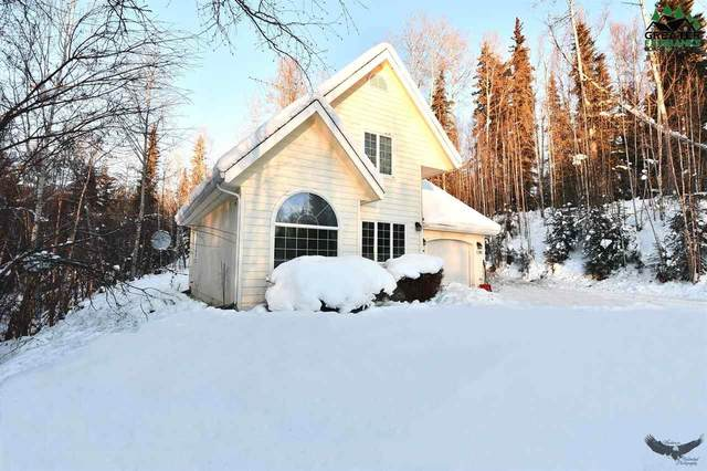 1285 W Chena Hills Drive, Fairbanks, AK 99709 (MLS #145914) :: Powered By Lymburner Realty