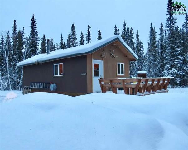 7 Yukon Ben Street, Tok, AK 99780 (MLS #145926) :: RE/MAX Associates of Fairbanks