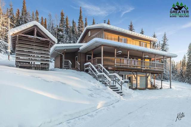 2900 Murphy Dome Road, Fairbanks, AK 99709 (MLS #145928) :: Powered By Lymburner Realty