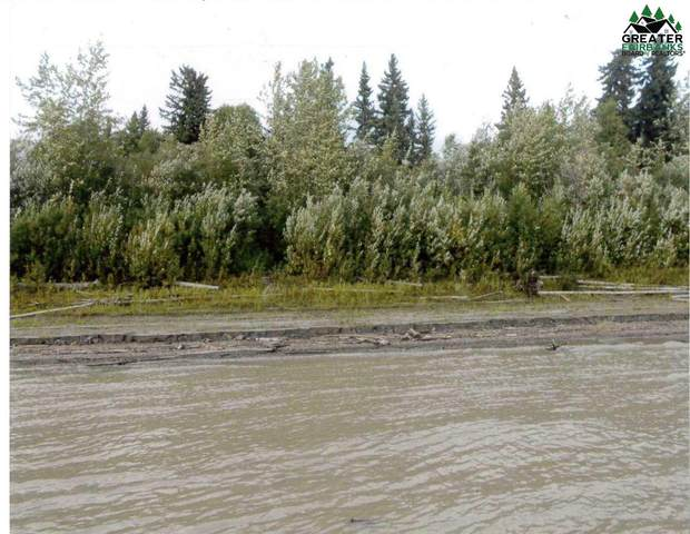 NHN Yukon River, Out Of Area, AK 99765 (MLS #145934) :: RE/MAX Associates of Fairbanks