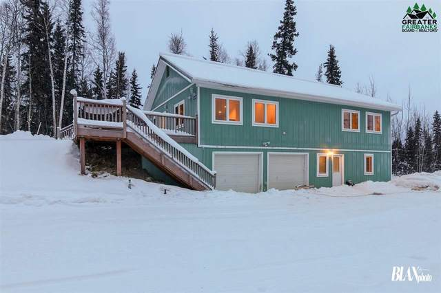 3395 Arthor Court, Fairbanks, AK 99709 (MLS #145936) :: Powered By Lymburner Realty