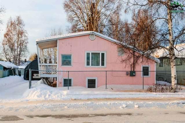 2420 Bjerremark Street, Fairbanks, AK 99701 (MLS #145950) :: RE/MAX Associates of Fairbanks