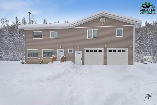 2505 Steese Highway, Fairbanks, AK 99712 (MLS #145951) :: Powered By Lymburner Realty