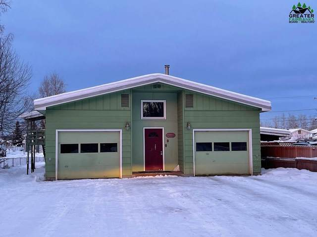 2114 Eagan Avenue #2, Fairbanks, AK 99701 (MLS #145957) :: RE/MAX Associates of Fairbanks