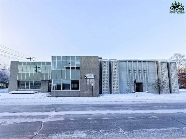 300 Barnette Street, Fairbanks, AK 99701 (MLS #145969) :: RE/MAX Associates of Fairbanks