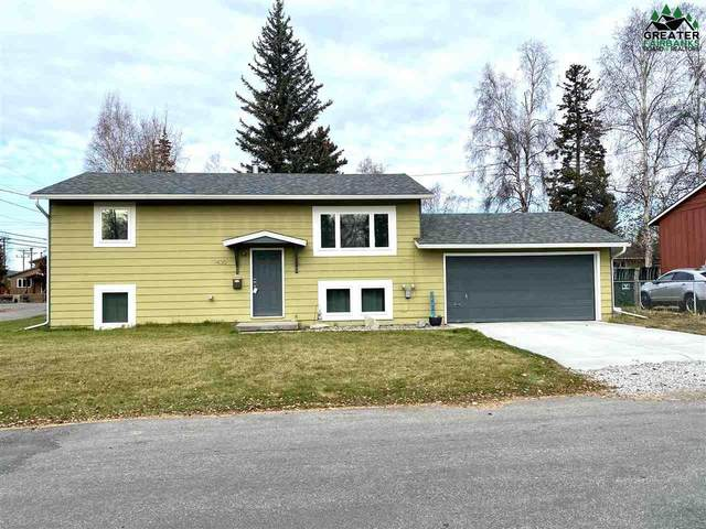 1430 Third Avenue Unit B, Fairbanks, AK 99701 (MLS #145970) :: RE/MAX Associates of Fairbanks