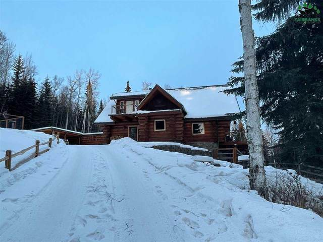 3758 Non Road, Fairbanks, AK 99709 (MLS #145971) :: RE/MAX Associates of Fairbanks
