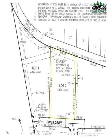 Lot 2 Sipes Dr, Salcha, AK 99714 (MLS #145973) :: Powered By Lymburner Realty