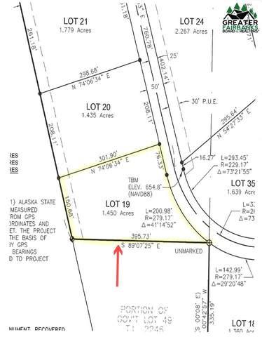 Lot 19 Sipes Dr, Salcha, AK 99714 (MLS #145974) :: RE/MAX Associates of Fairbanks