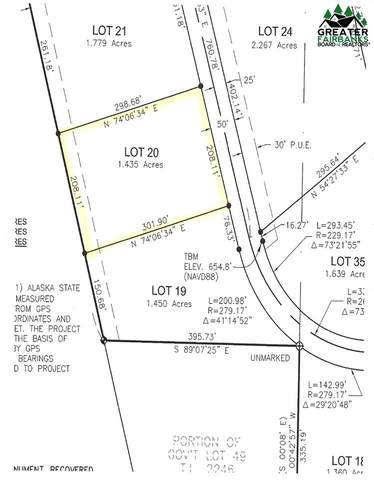 Lot 20 Sipes Dr, Salcha, AK 99714 (MLS #145975) :: Powered By Lymburner Realty