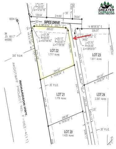 Lot 22 Sipes Dr, Salcha, AK 99714 (MLS #145977) :: RE/MAX Associates of Fairbanks
