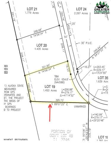 Lot 23 Sipes Dr, Salcha, AK 99714 (MLS #145978) :: Powered By Lymburner Realty