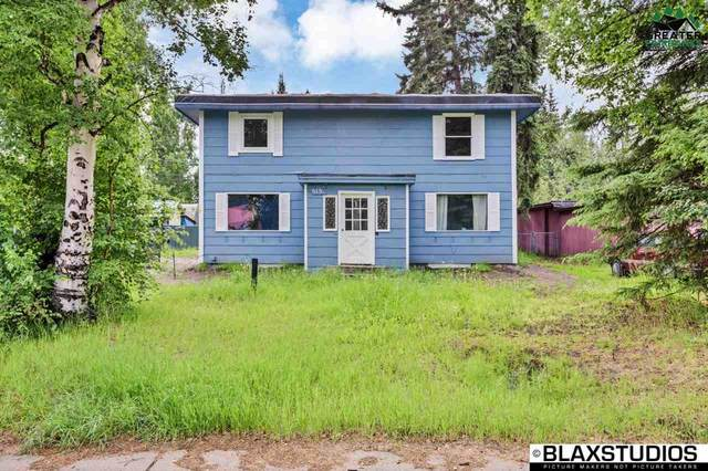 515 Farewell Avenue, Fairbanks, AK 99701 (MLS #145989) :: Powered By Lymburner Realty