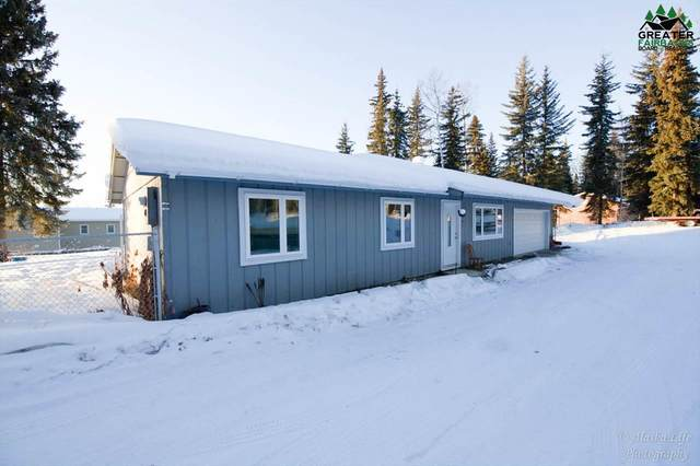 905 Ridgetop Road, North Pole, AK 99705 (MLS #145992) :: Powered By Lymburner Realty
