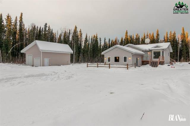 5581 Skipper Street, Salcha, AK 99714 (MLS #146001) :: Powered By Lymburner Realty