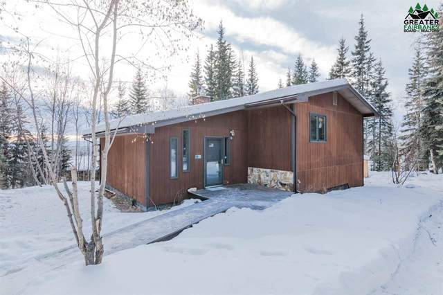 1405 Valley Drive, North Pole, AK 99705 (MLS #146025) :: Powered By Lymburner Realty