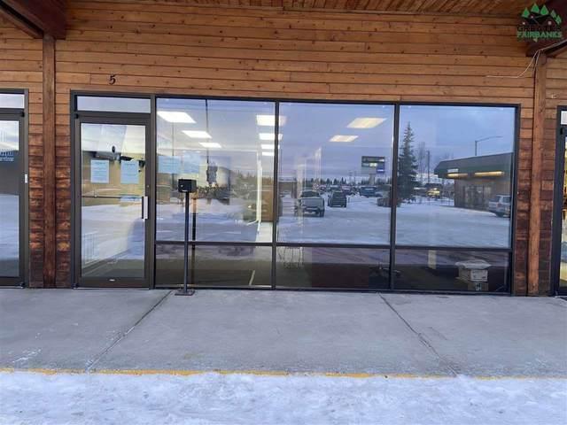 29 College Road, Fairbanks, AK 99701 (MLS #146026) :: Powered By Lymburner Realty