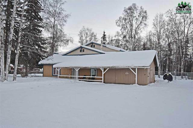 2225 Badger Road, North Pole, AK 99705 (MLS #146033) :: RE/MAX Associates of Fairbanks