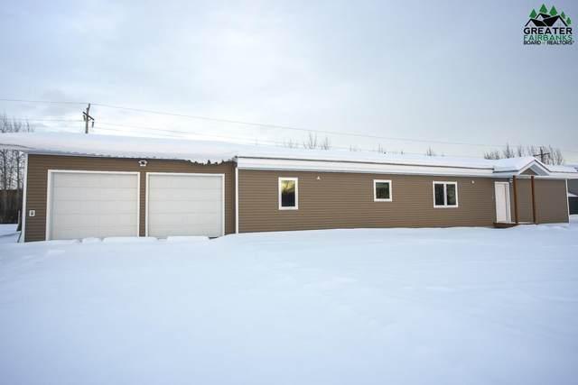 2020 Lake Estates Lane, Fairbanks, AK 99701 (MLS #146037) :: Powered By Lymburner Realty