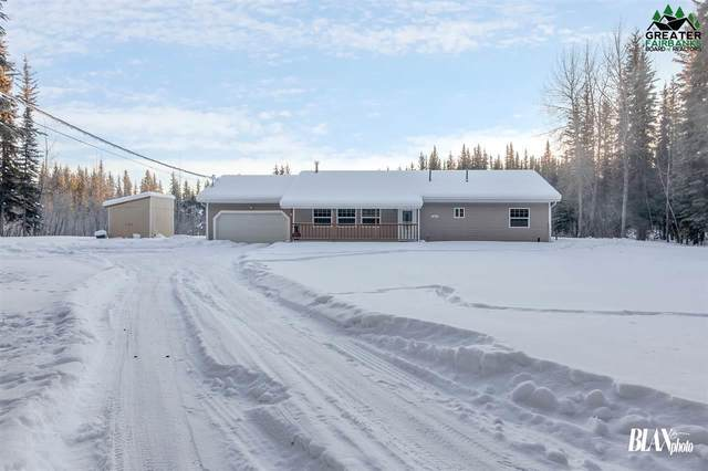 1865 Christine Drive, North Pole, AK 99705 (MLS #146040) :: Powered By Lymburner Realty