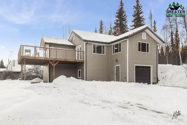 1510 Gateway Drive, Fairbanks, AK 99709 (MLS #146042) :: Powered By Lymburner Realty