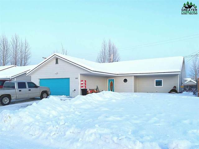 910 Shellinger Street, North Pole, AK 99705 (MLS #146044) :: Powered By Lymburner Realty