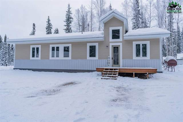 2806 Eddie Lane, North Pole, AK 99705 (MLS #146111) :: RE/MAX Associates of Fairbanks