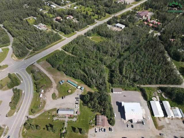 L61 Alaska Highway, Delta Junction, AK 99737 (MLS #146129) :: RE/MAX Associates of Fairbanks