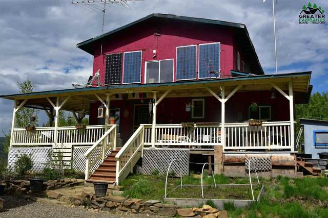 5166 Elliott Highway, Fairbanks, AK 99712 (MLS #146132) :: Powered By Lymburner Realty