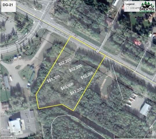 L63 Alaska Highway, Delta Junction, AK 99737 (MLS #146137) :: RE/MAX Associates of Fairbanks